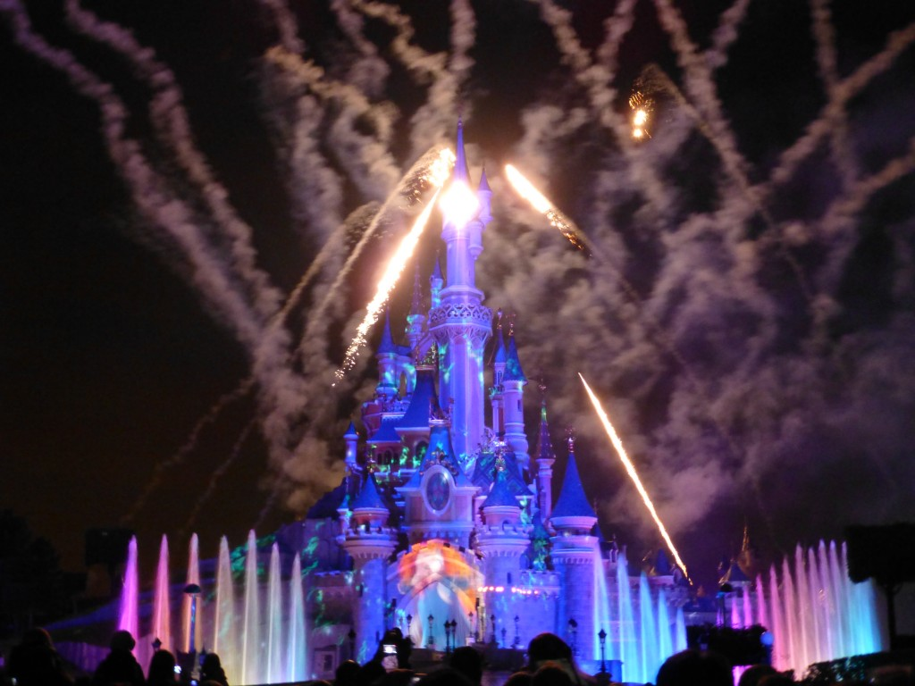 Disney Dreams et Rebelle