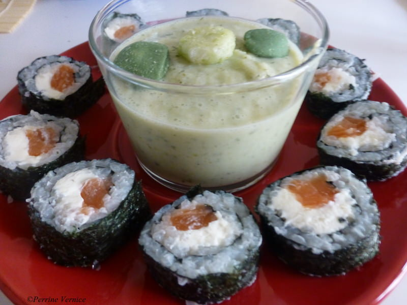Mes sushis maison