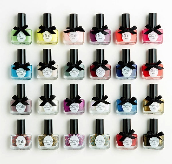 Collection de vernis Ciaté