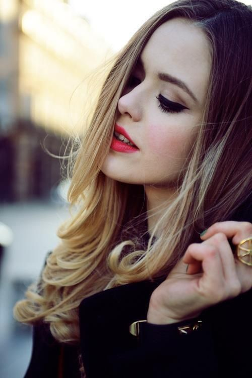 layering cheveux