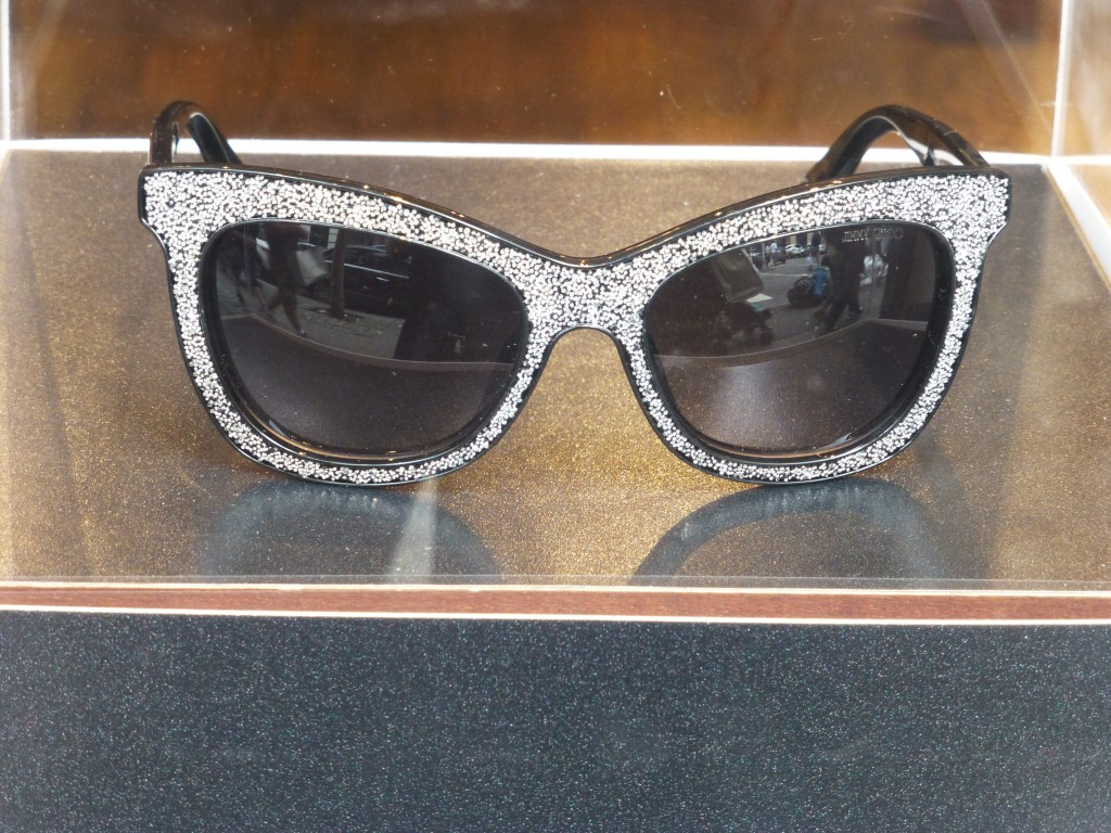 Lunettes strass New York