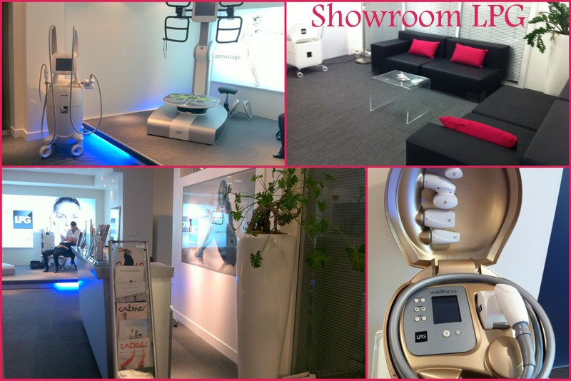 Cellu M6 : showroom LPG