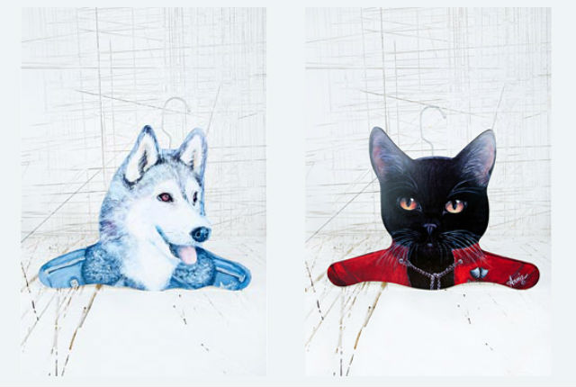 Wishlist : cintres animaux Urban Outfitters