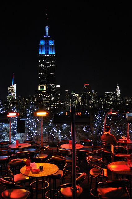 meilleur rooftop de New York : le 230