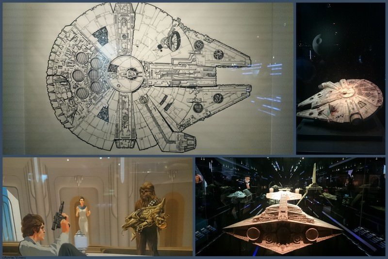 Star Wars identities exposition