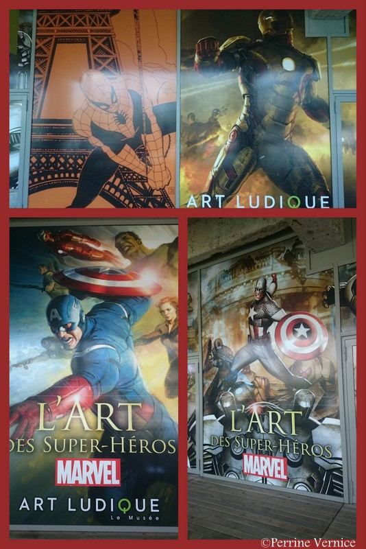 Super Héros de marvel