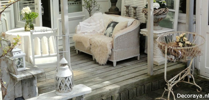 un tea time shabby chic. Black Bedroom Furniture Sets. Home Design Ideas