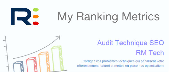 Audit SEO gratuit My Ranking Metrics