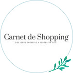 Carnet de shopping - blog -