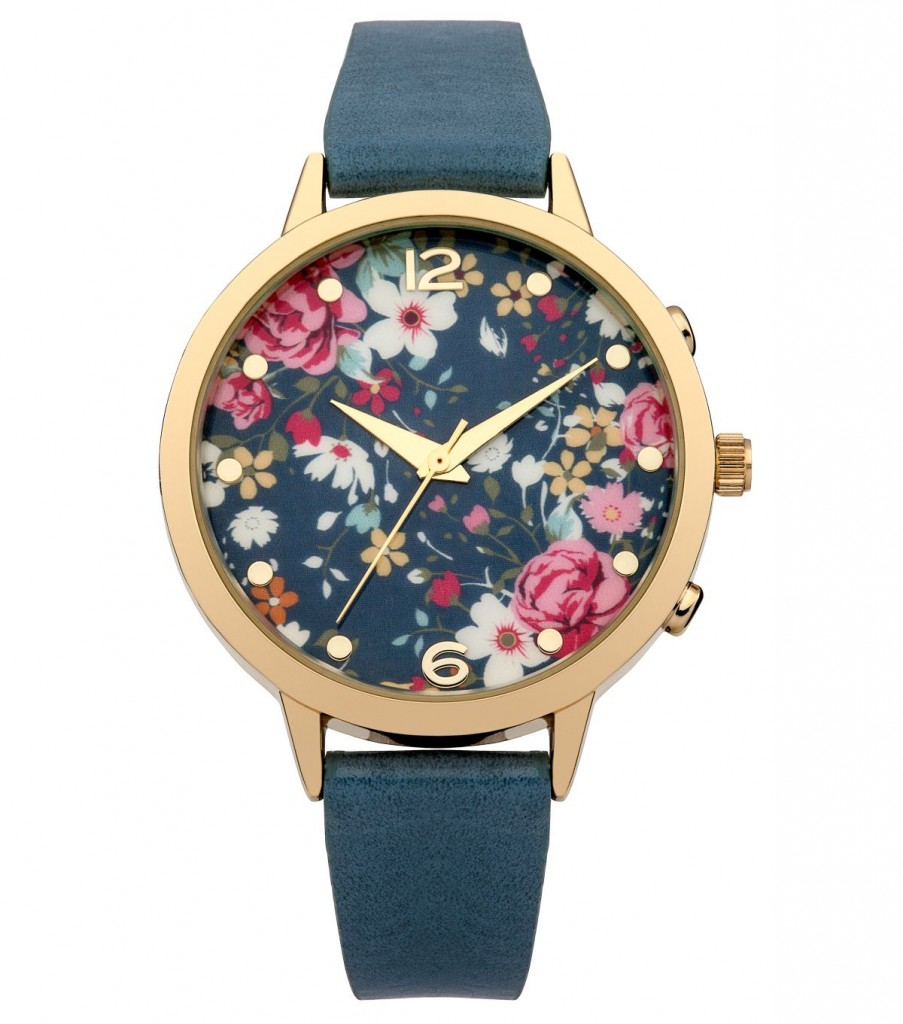 Montre libertis chic en sweat