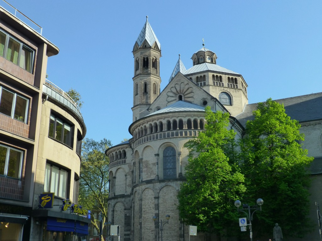 Eglise romane Cologne