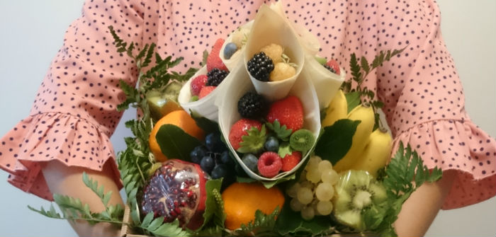 Avis La corbeille de fruits