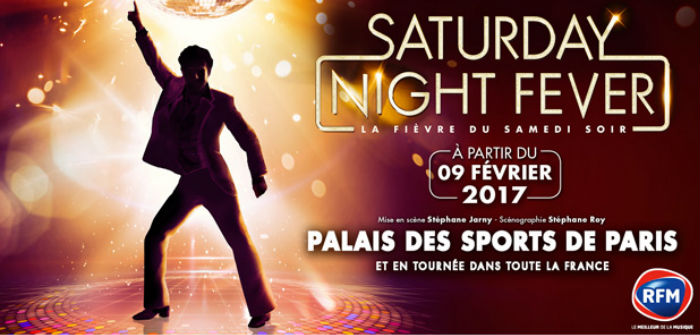 avis saturdy night fever comedie musicale