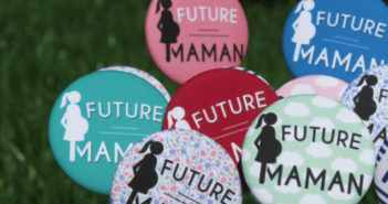 avis badge future maman